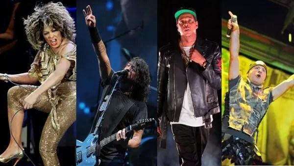 Iron Maiden y Foo Fighters se disputan la entrada al Salón de la Fama del Rock & Roll este 2021