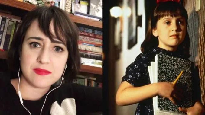 Desde que tenía 6 años: La protagonista de «Matilda» se sintió víctima del acoso sexual 🤯🥺