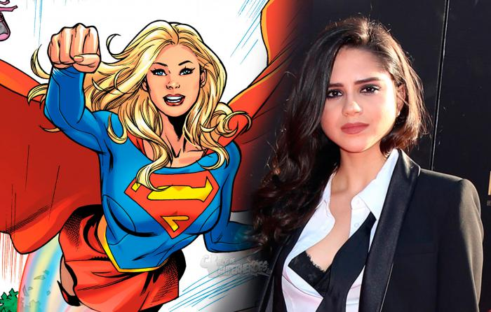The Flash: Una colombiana será la nueva Supergirl del universo cinematográfico de DC