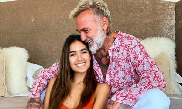 ¡SORPRESA! El exhuberante regalo que le dio Gianluca Vacchi a Sharon Fonseca 😮🚗