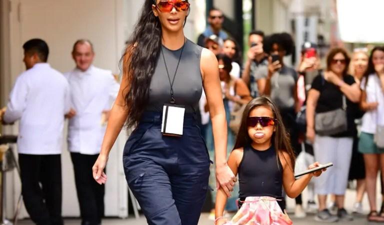 Kim Kardashian se molestó con los internautas: «No jueguen conmigo cuando se trata de mis hijos» 😳🤭