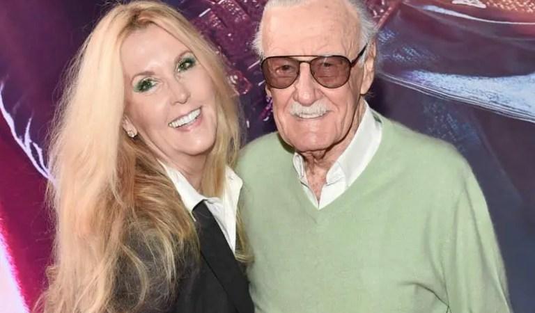 """""""La mujer blanca más tonta que he conocido"""": Fuertes revelaciones de la relación entre Stan Lee y su hija 😮🤕"""