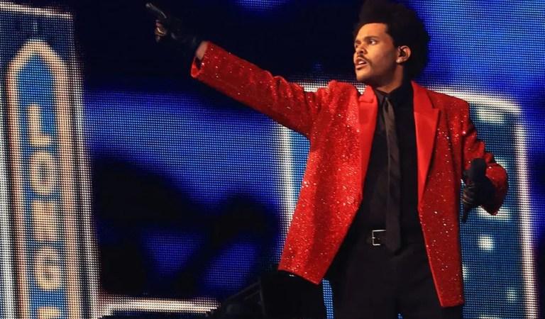 Los memes de The Weeknd están mucho mejor que su presentación en el Super Bowl 2021