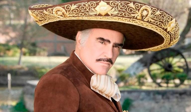 «Una admiradora me mordió una nalga»: Vicente Fernández también fue acosado 😳🤭