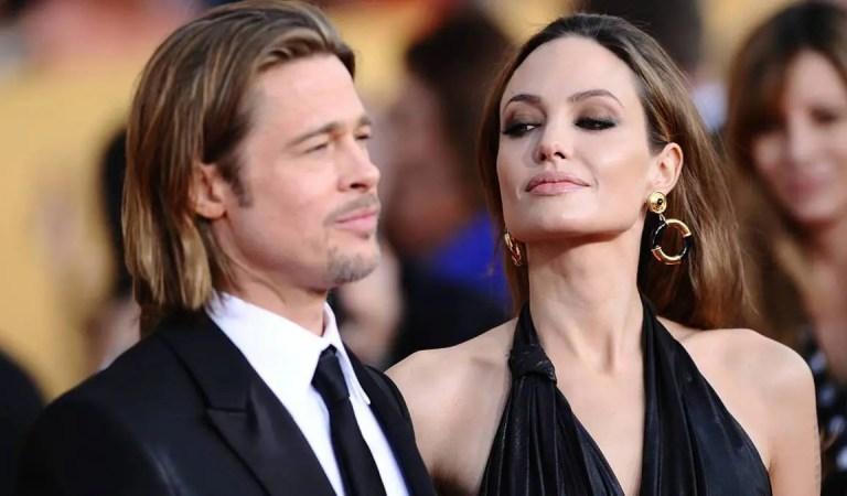 Hijos de Angelina Jolie habrían querido testificar contra Bad Pitt