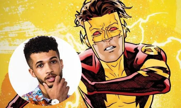The Flash: Jordan Fisher se une a la serie de CW como Bart Allen