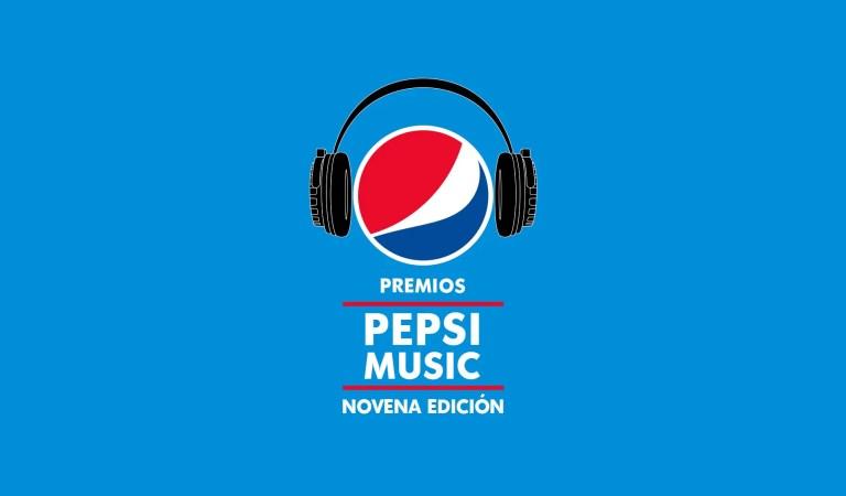 Con nueva categoría: Comienza la fase de postulaciones para la 9ª edición de los Premios Pepsi Music 👏🌟