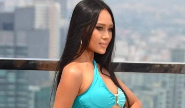Miss Grand Myanmar dejó expuesta su parte íntima por error en pleno desfile