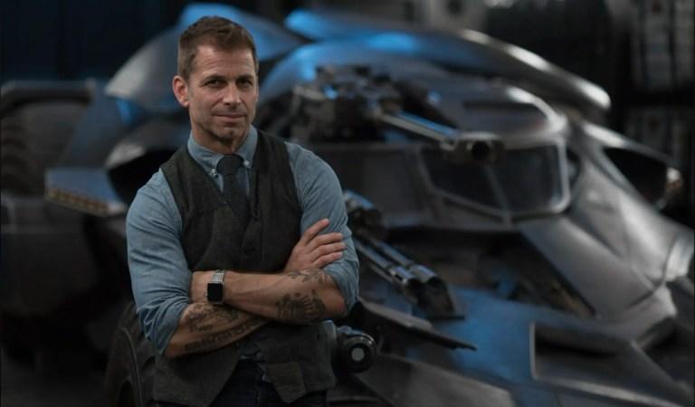Zack Snyder confesó que la pasó bien con el movimiento #ReleaseTheSnyderCut