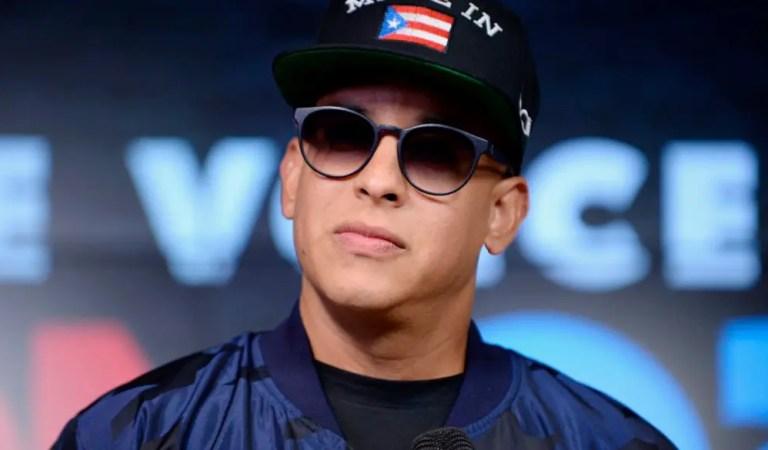 Consecuencias de la pandemia: Daddy Yankee trabaja para rebajar 20 kilos 😩😯