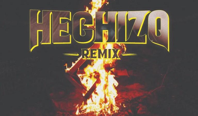 Kobi Cantillo reveló detalles de «Hechizo remix» junto a Jerry Di, Cauty,Big Soto y Adso Alejandro 👏💪