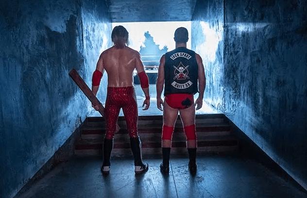 El regreso de «Flecha Verde» y un «Vikingo» en la serie Heels de lucha libre