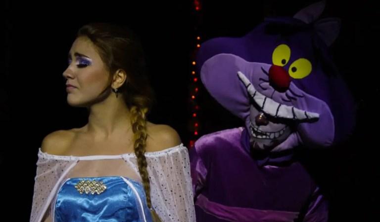Todas en un mismo escenario: Las princesas de Disney se reúnen en un cuento hechizado 🎭✨