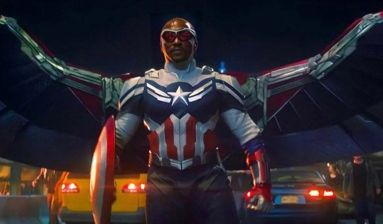 Anthony Mackie reaccionó a la idea de participar en una posible película de «Capitán América 4»