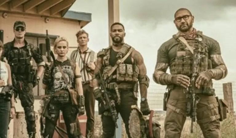 Netflix revela el primer tráiler de lo más nuevo de Zack Snyder: «Ejército de los muertos»