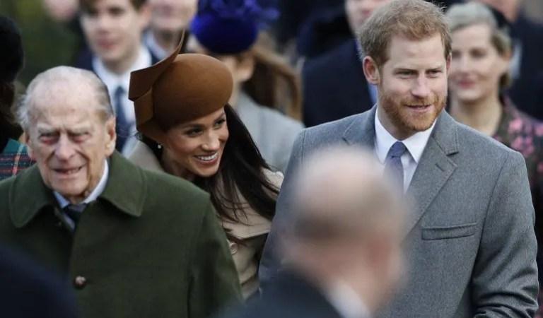 Harry viajará solo: Por indicaciones del médico, Meghan Markle no podrá asistir al funeral del príncipe Felipe 😞👑