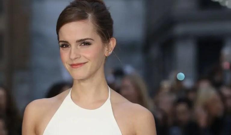 Emma Watson puso fin a los rumores sobre su vida sentimental 🗣💔