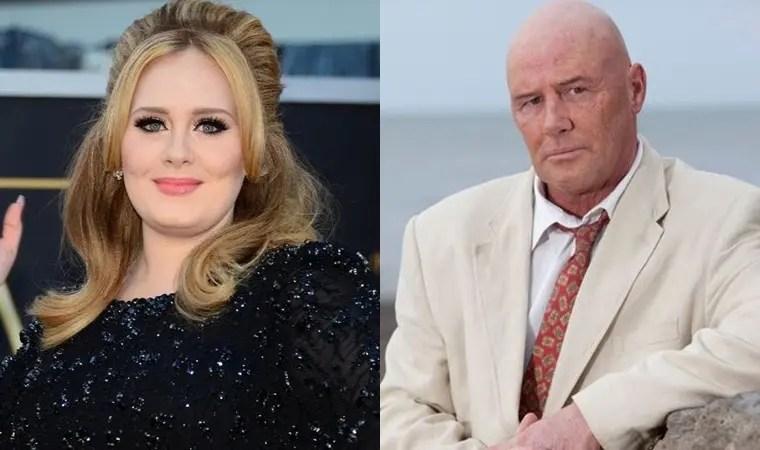 Sin reconciliarse: Falleció el padre de Adele a los 57 años de edad