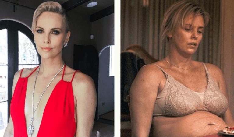 Actores que aumentaron de peso para interpretar un papel