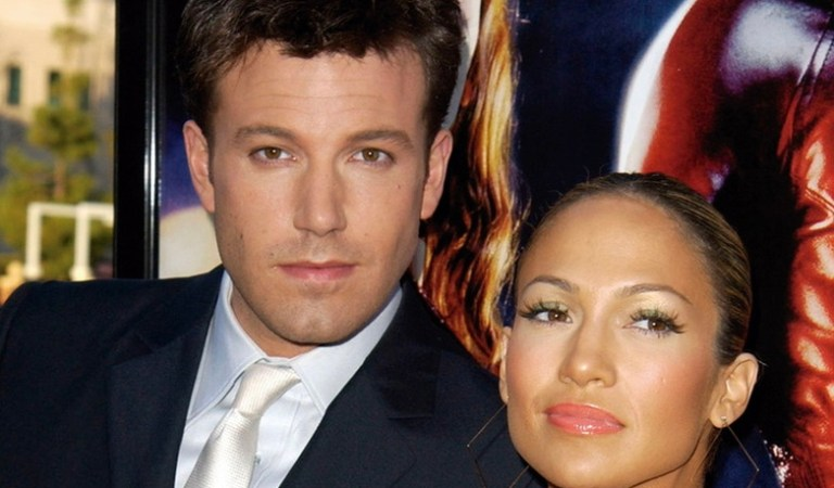Jennifer Lopez y Ben Affleck se reconciliaron tras 17 años de su separación ❤️🔥