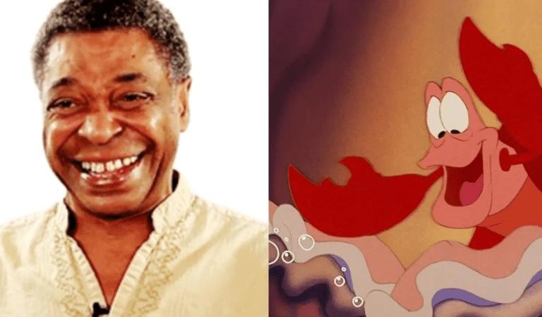 Samuel Wright, voz de Sebastián en La Sirenita, muere a los 74 años