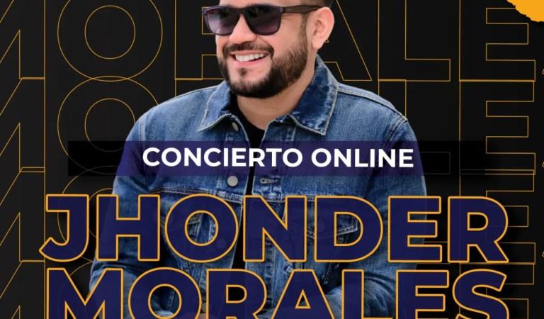 Desde Miami: Jhonder Morales rinde homenaje a los grandes del vallenato con un Live Session