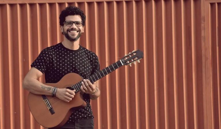 Romanticismo por doquier: José Delgado estrenó «Tu nombre en mis paredes» 💕🎶