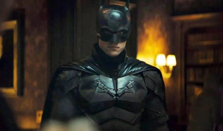 Las nuevas imágenes de The Batman permiten ver de cerca el bat-traje de Robert Pattinson