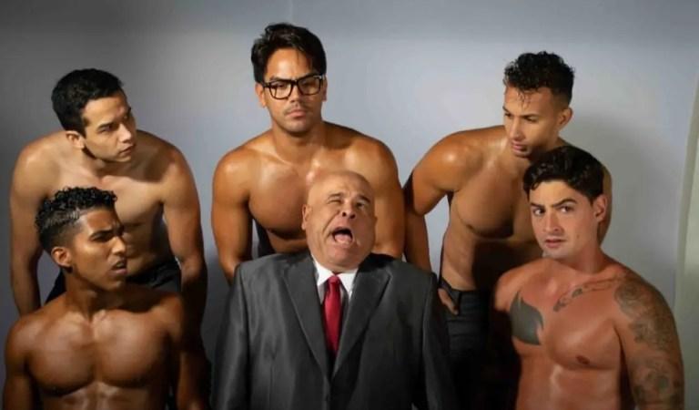 «Escuela para Stripper» de Carlos Castillo llega a Teatrex en julio 💪🏻🎭