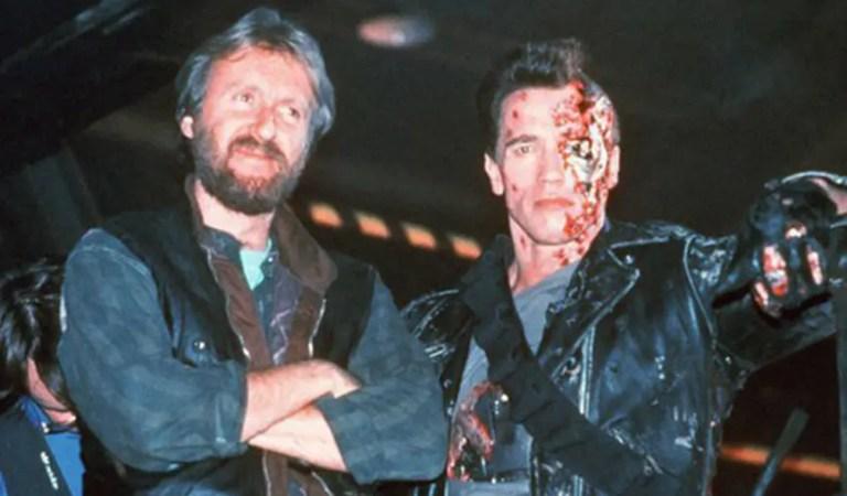James Cameron trabajó en la historia de Terminator 2 mientras estaba drogado con éxtasis