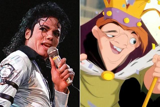 Disney rechazó la oferta de Michael Jackson para cantar las canciones del Jorobado de Notre Dame