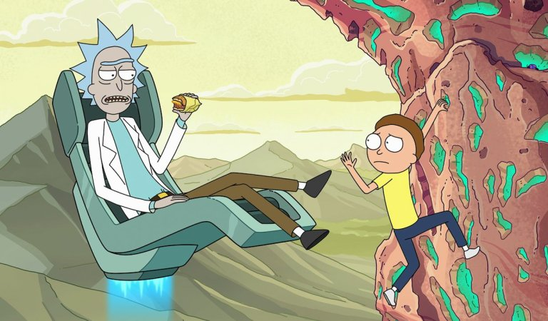 Temporada 5 de Rick & Morty , episodio 1, recapitulación: La familia Smith sigue cambiando