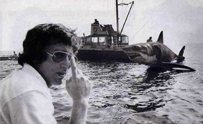 Steven Spielberg rechaza la idea del reboot de Tiburón