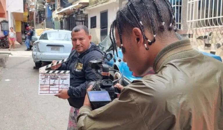 "Jackson Gutiérrez ya trabaja en ""Complot"", la miniserie 🎥🌟"
