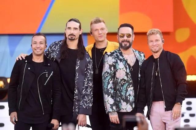 Plan navideño: Backstreet Boys anunció fecha para reencuentro con sus fanáticos