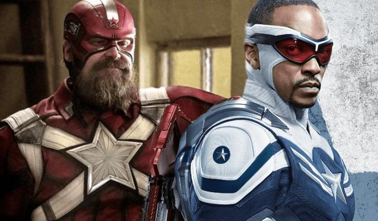 Kevin Feige quiere que Falcon «el nuevo Capitán América» luche contra el Guardián Rojo