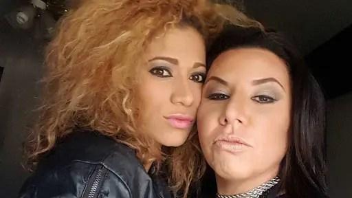 Estrella Hurtado deja en la calle a Vanessa Senior [VIDEO]