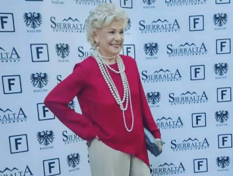 Mirla Castellanos brilló en Madrid cantando «Venezuela»