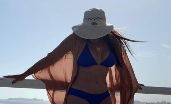 ¡Mujerón a la vista! Las nuevas fotos calientes de «La Coconaza» de Radio Rochela