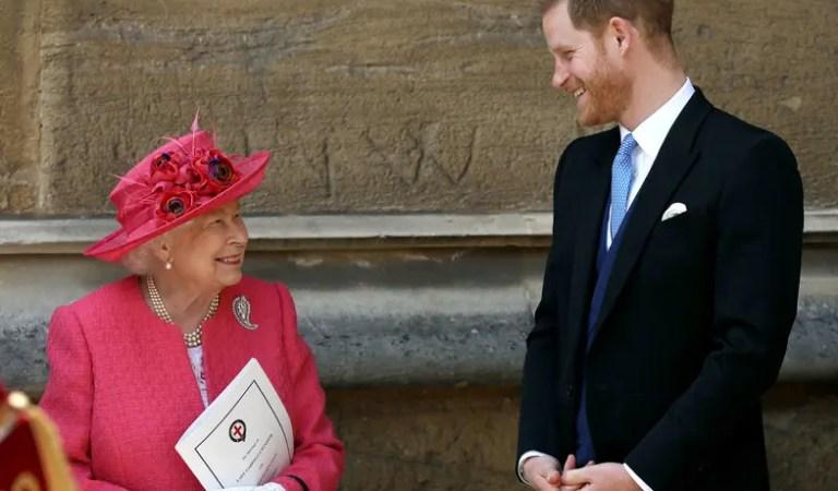 Más criticas: Harry visitó Inglaterra y no vio a su abuela