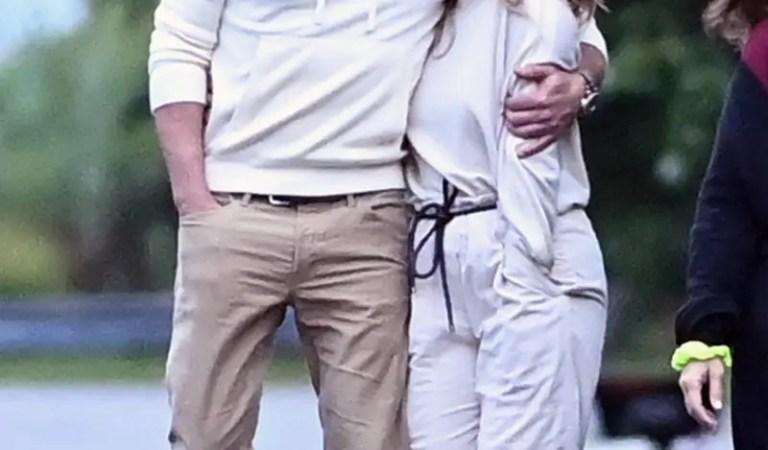 Ben Affleck junto a JLo
