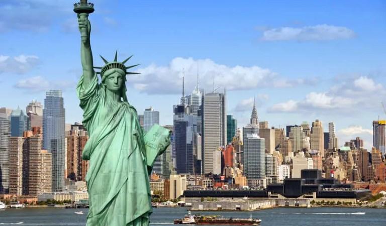 Nueva York estrenó su nueva atracción en el Times Square 🎡🗽