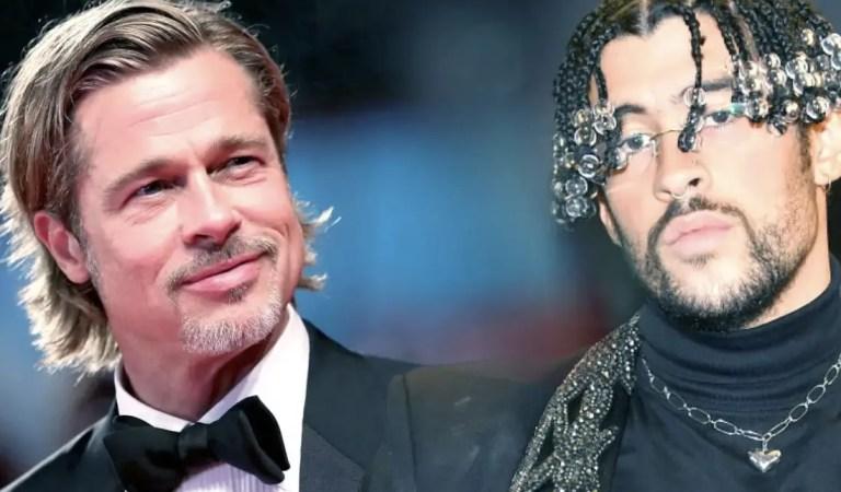 """Bad Bunny y Brad Pitt se pelean a puñetazos en """"Bullet Train"""" 🥊🎞"""
