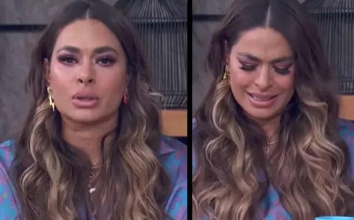 Galilea Montijo anunció que su padre murió por COVID-19