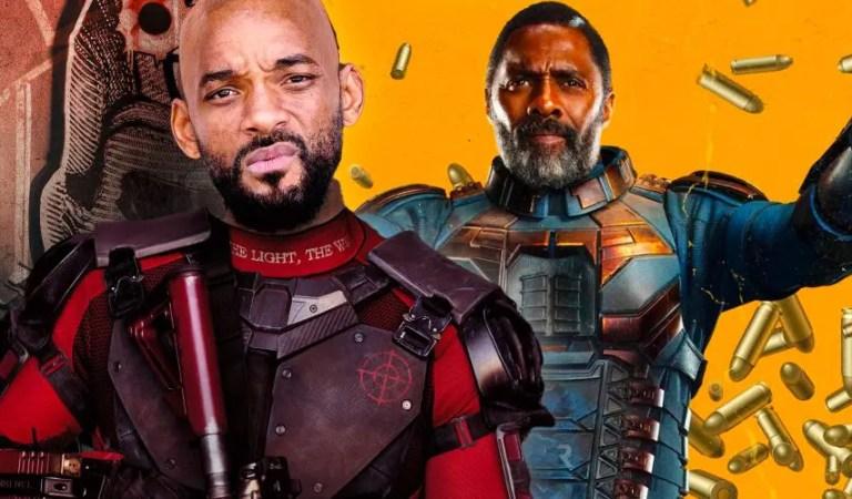 Idris Elba no quería sustituir al Deadshot de Will Smith en Escuadrón Suicida