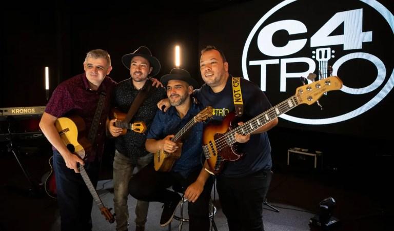 Junto a Luis Enrique y Rafael «Pollo» Brito: C4 Trío celebra 15 años de carrera artística