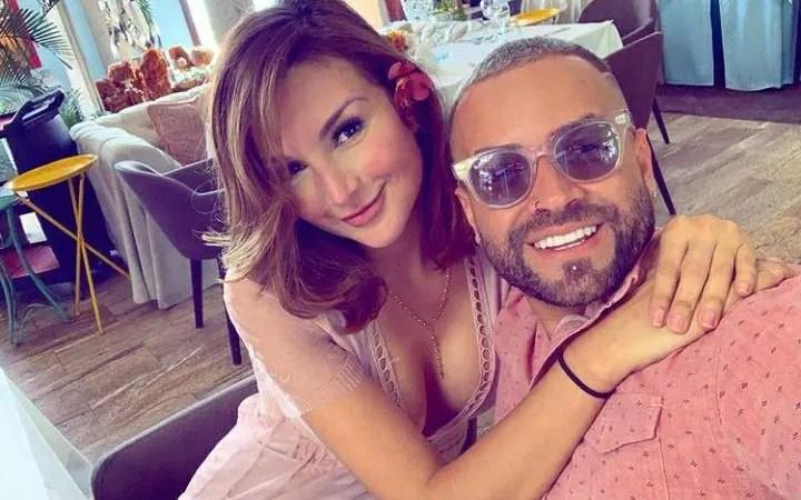 Con manoteo incluido: El incómodo momento entre Nacho y Melany Mille que se hizo viral