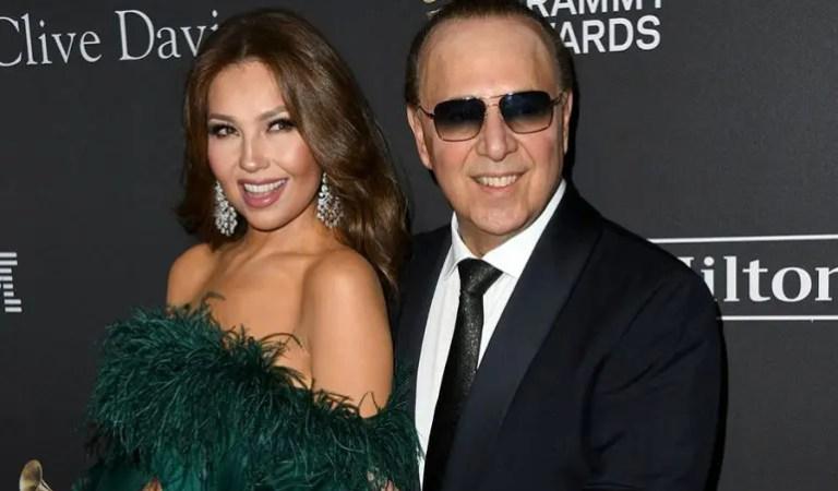 Con un estilo bastante tropical: Así festejó Thalía su cumple 50