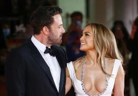 Ben Affleck confesó la admiración que siente por su novia Jennifer López 😍🤩