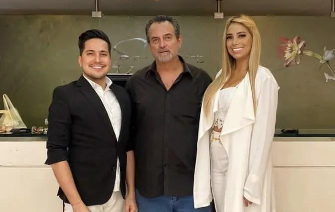 Emelis Gil y Abraham Escorihuela Braidy son los directores del Miss Grand Aragua 👑✨